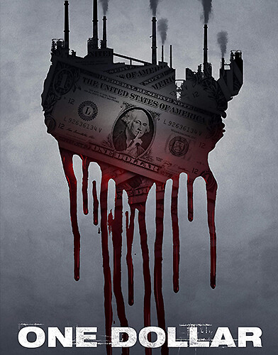 One Dollar season 1 poster