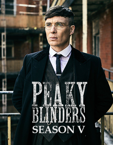 Image result for peaky blinders season 5 poster
