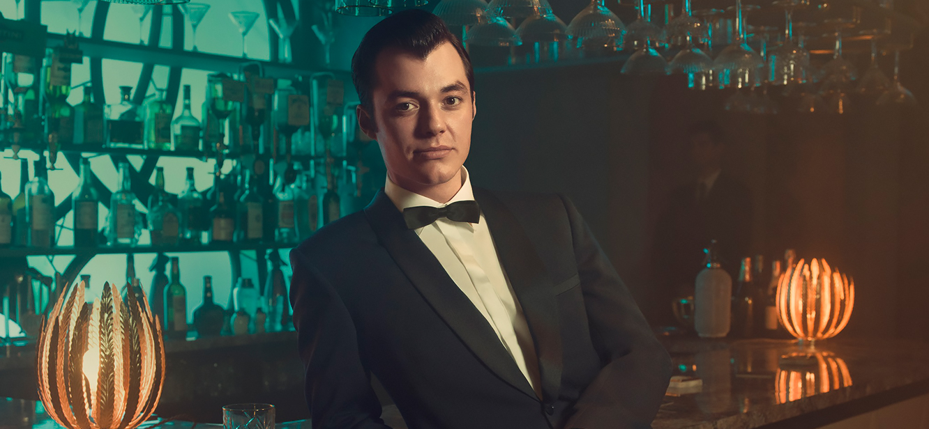 Pennyworth tv series poster