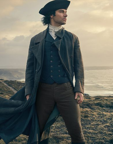 Poldark tv series poster