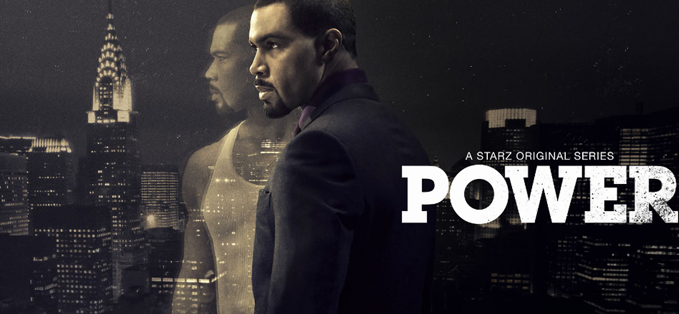 Power tv series Poster