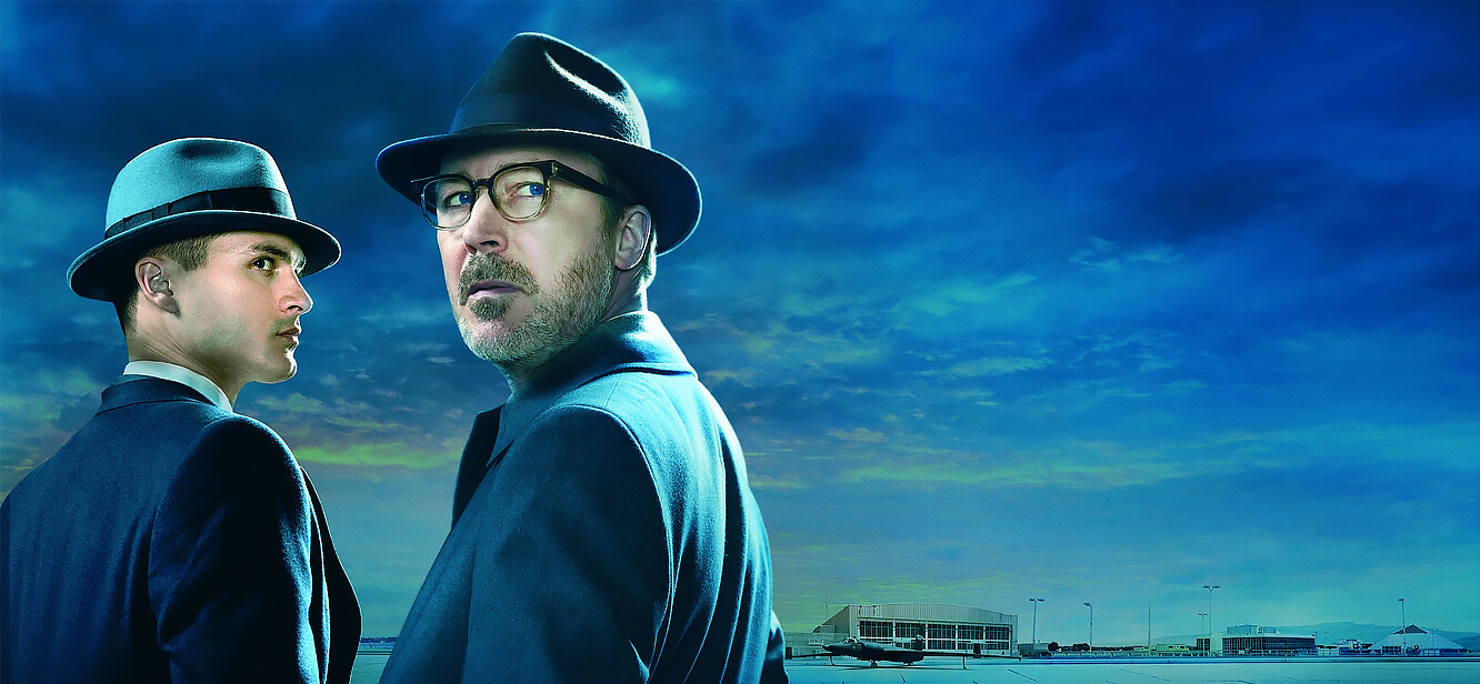 Project Blue Book tv series poster