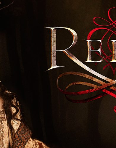 Reign tv series poster