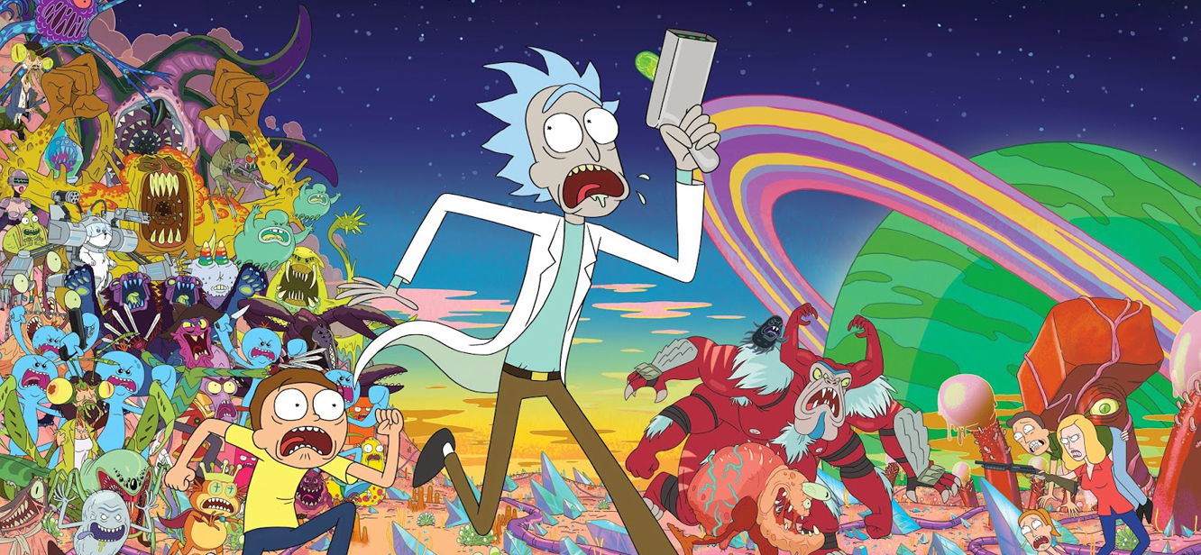 Rick and Morty TV show  List of all seasons available for download