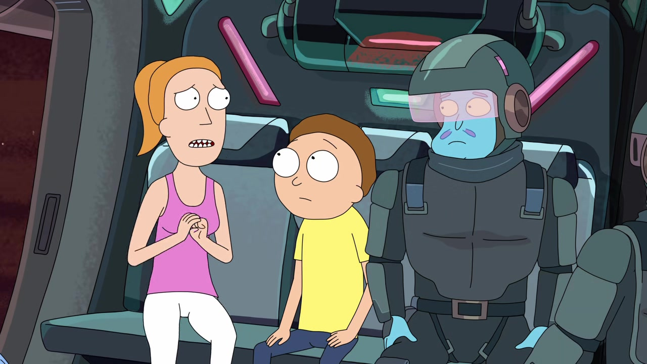 TV Show Rick and Morty Season 2  Today's TV Series  Direct Download