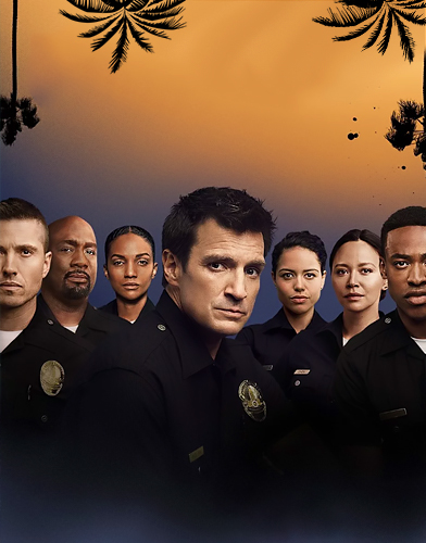 The Rookie season 3 poster