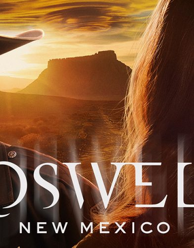 Roswell New Mexico tv series poster