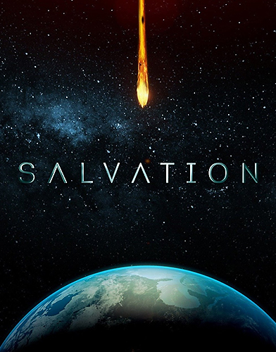 Salvation season 2 poster