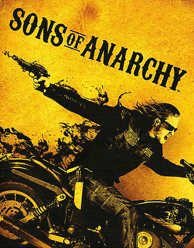 Sons of Anarchy season 2 Poster