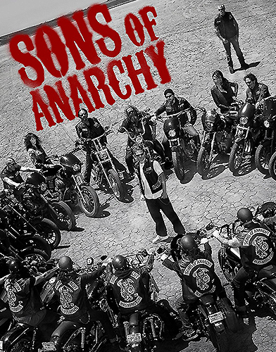 Sons of Anarchy season 5 Poster