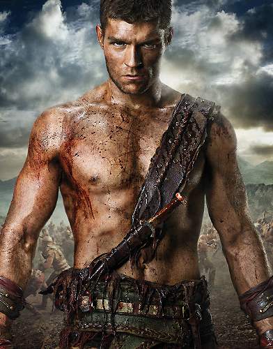 Spartacus: Blood and Sand Season 1 poster