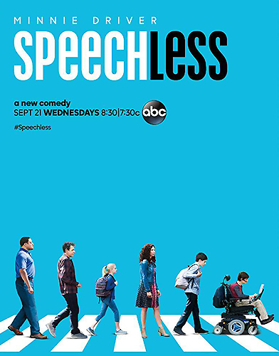Speechless season 1 poster