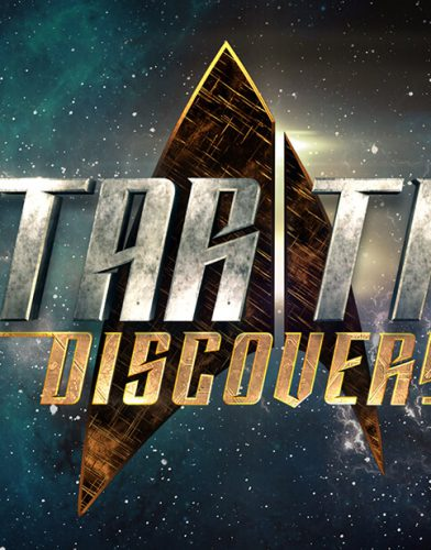 Star Trek: Discovery tv series poster