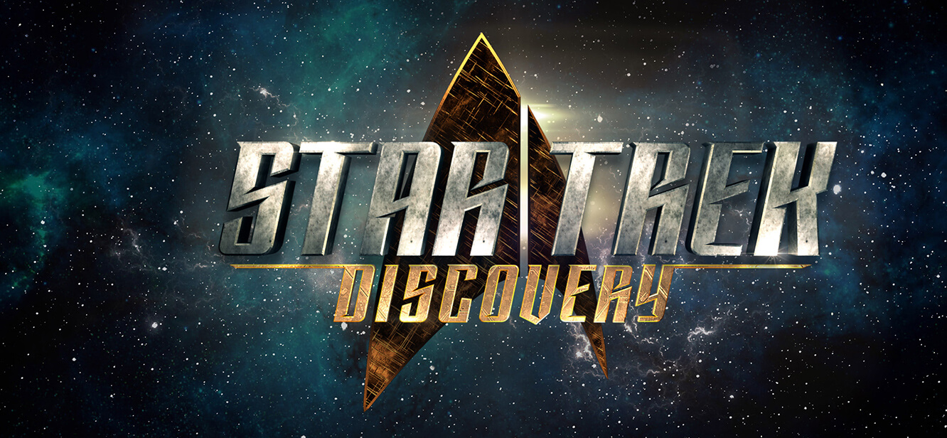 Star Trek Discovery intro