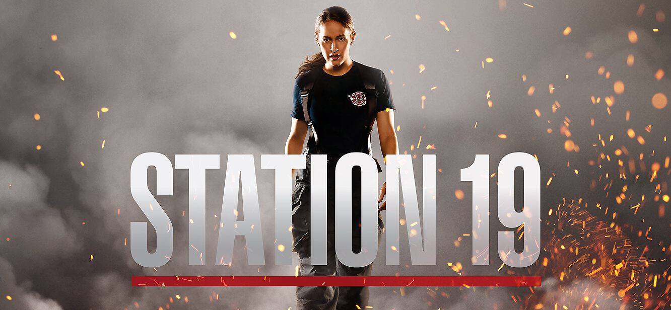 Station 19 tv series poster