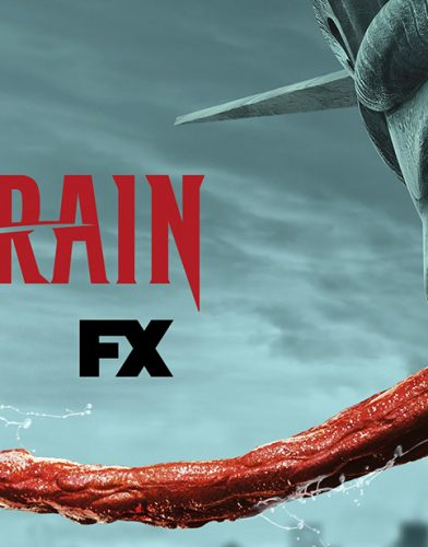 The Strain tv series poster