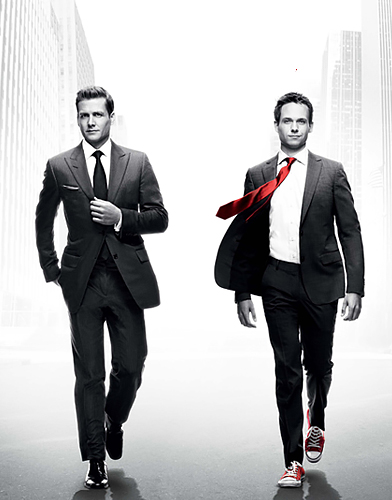 Suits Season 2 Poster