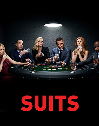 Suits Season 8 Poster