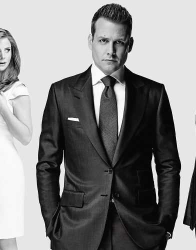 Suits tv series poster