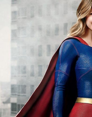 Supergirl tv series poster