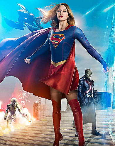 Supergirl Season 2 Poster