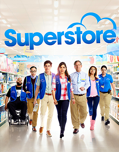 Superstore Season 1 Poster