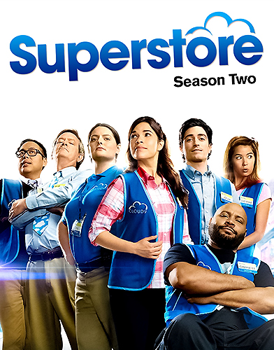 Superstore season 2 Poster