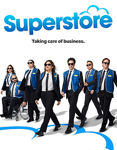 Superstore Season 3 Poster