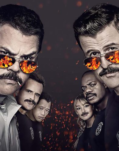 Tacoma FD tv series poster