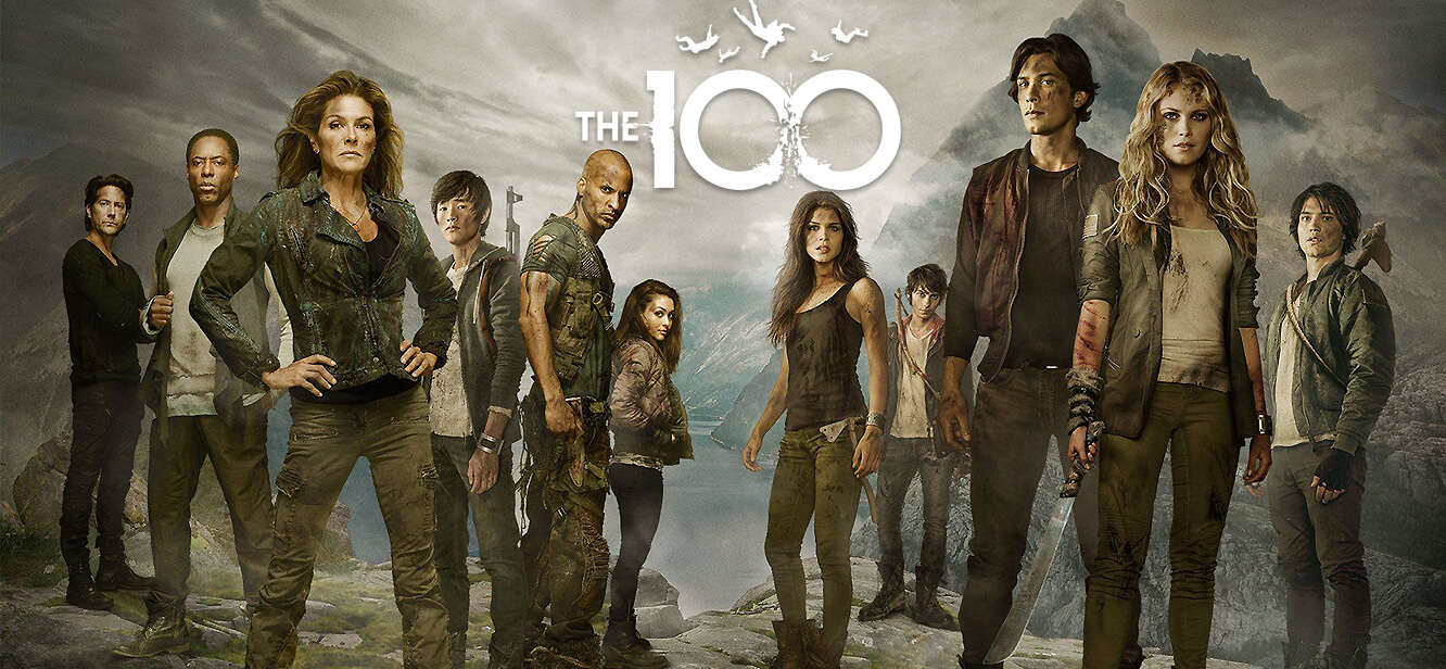 Image result for the 100 tv show