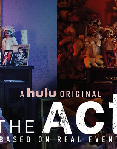 The Act tv series poster