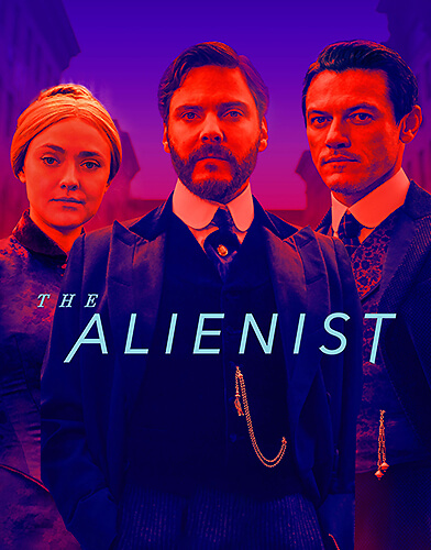The Alienist Season 1 Poster
