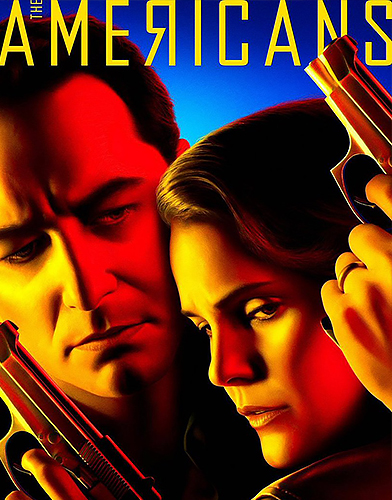 The Americans season 6 Poster