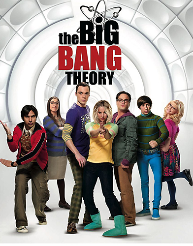 The Big Bang Theory season 9 Poster