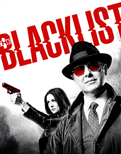 The Blacklist season 3 poster