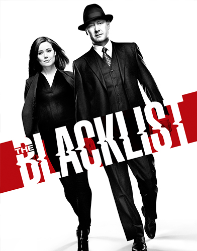 The Blacklist season 4 Poster