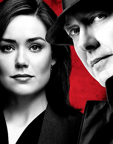 The Blacklist season 5 poster