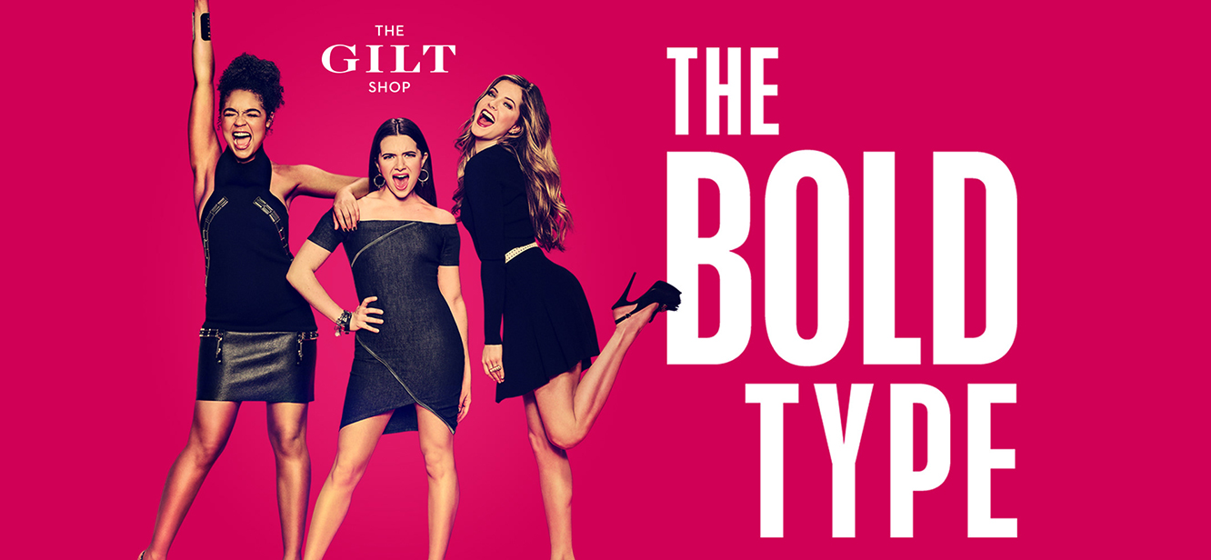 The Bold Type Season 3 tv series Poster