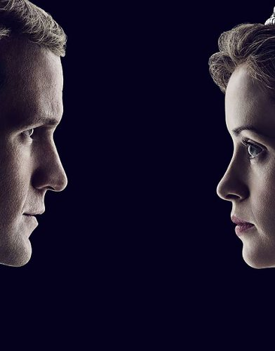The Crown tv series poster