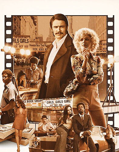 The Deuce season 1 poster