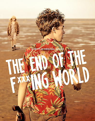 The End of the F***ing World season 1 poster