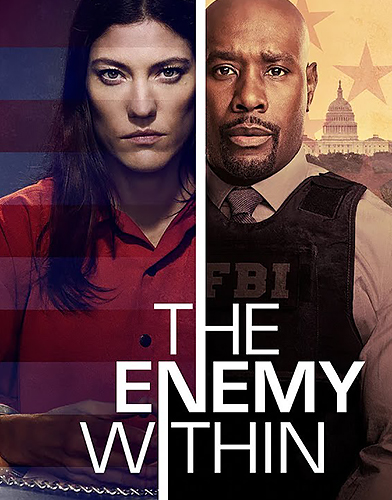 The Enemy Within Season 1 poster