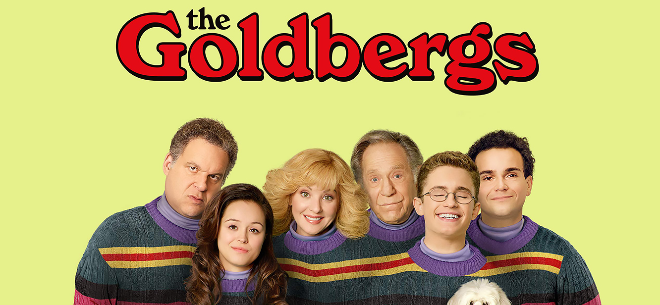 The Goldbergs TV show. List of all seasons available for free download