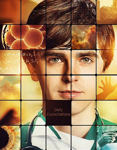 The Good Doctor season 1 poster