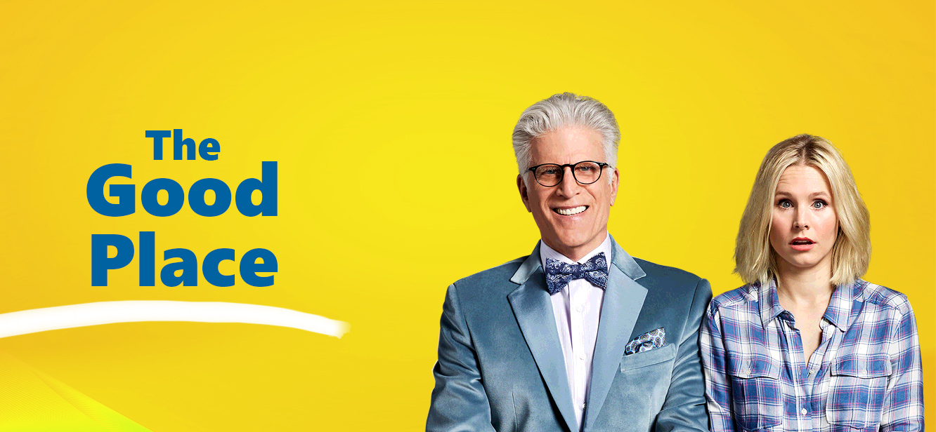 The Good Place Season 1 tv series Poster