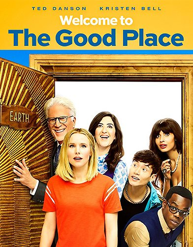 The Good Place season 3 poster