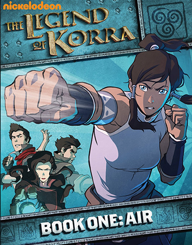 The Legend of Korra season 1 Poster