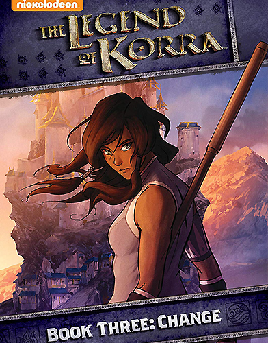 The Legend of Korra season 3 Poster