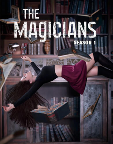 The Magicians Season 1 Poster