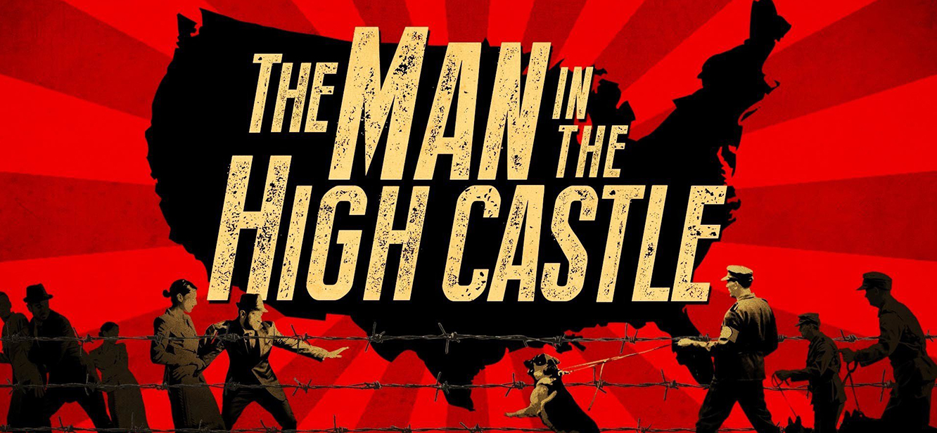 The Man in the High Castle tv series Poster